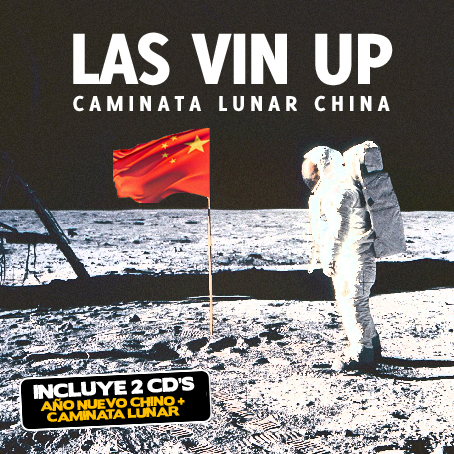 las vin up - caminata lunar china 3 Iyezine.com